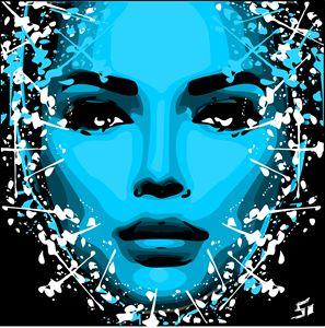 blue women futur