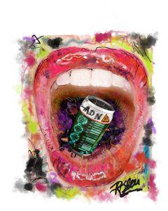 Mouth ADN