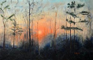 Sunrise at Pike Road