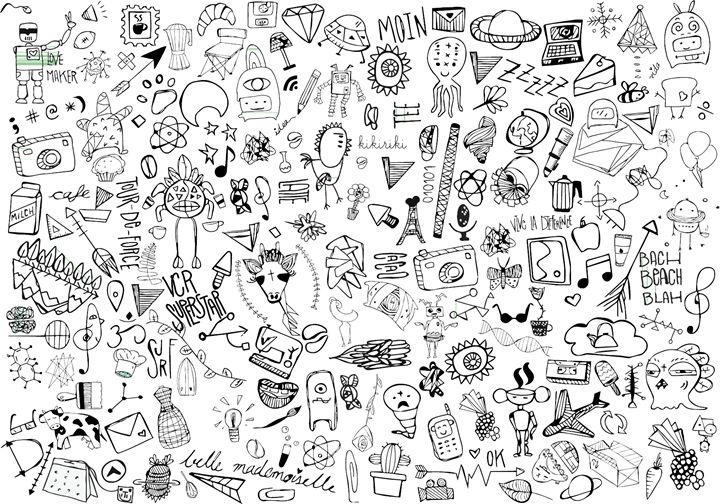 Doodle - Illustrations