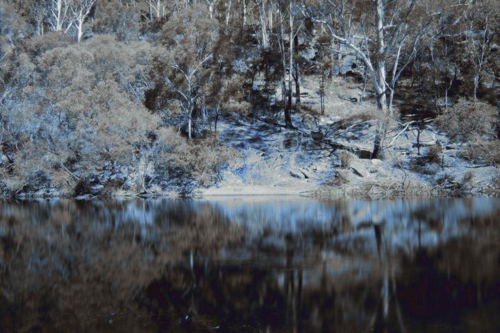 Blue lagoon - Teigan Blackshaw Photographer