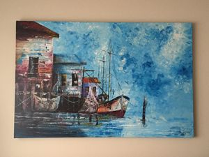 Belize Fishing Dock