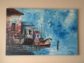 Belize Painting