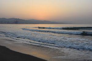 Costa Del Sol At Dawn