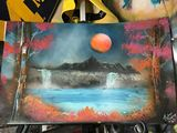 Spray Paint Art by Gwilly__