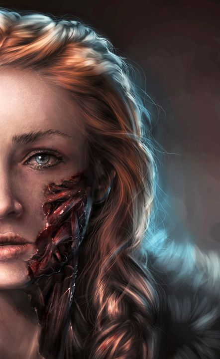 Sansa Stark (Game of Thrones) - Portraits