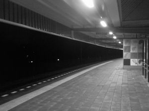Holland Train Station # 3