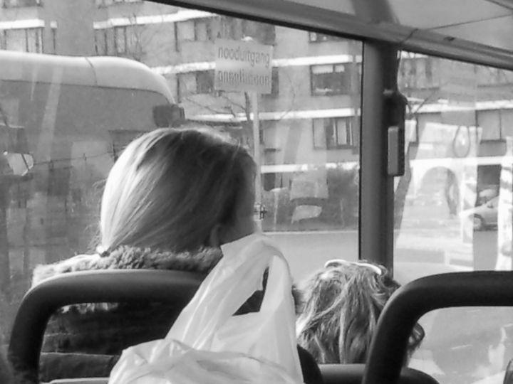 Holland Bus # 3, 2008 - Bauhaus Press Shop