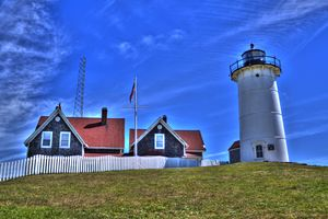 Falmouth Lighthouse