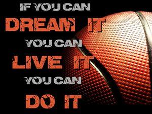 Dream Live Do Basketball