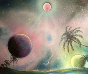 Cosmic Getaway