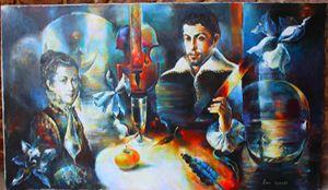 Fantasy About Claudio Monteverdi