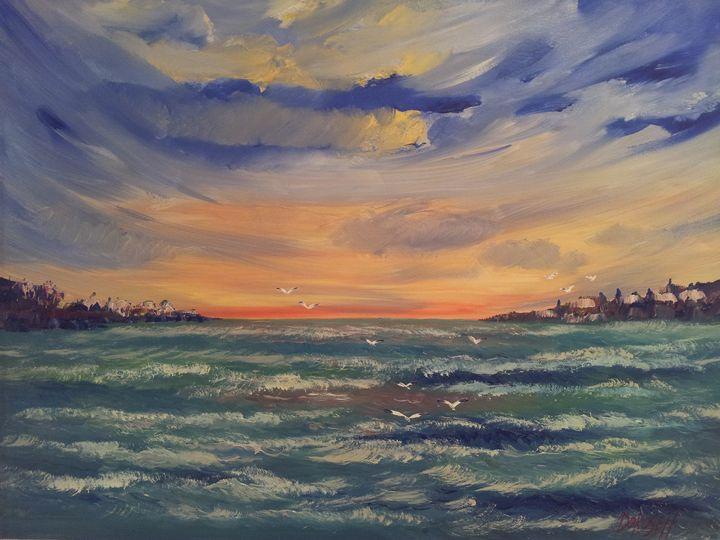 sundown - Mariya Doroseff