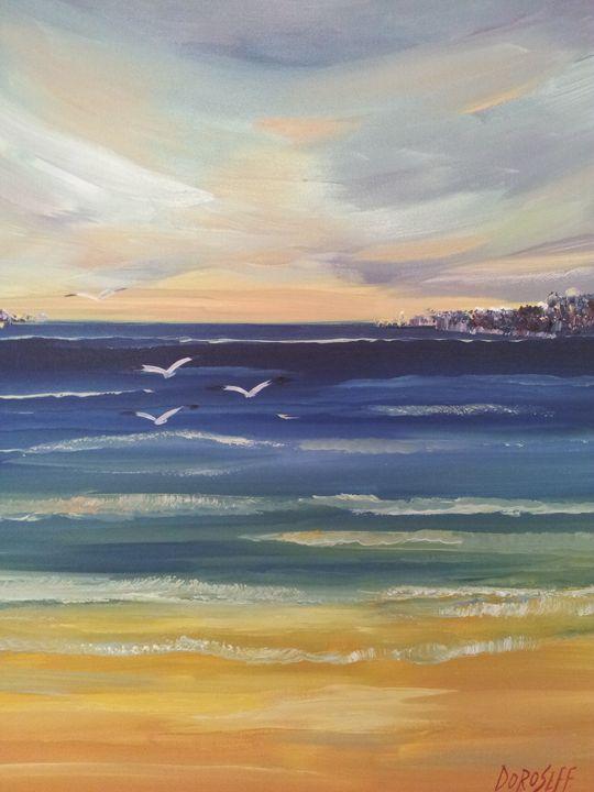 Sunset - Mariya Doroseff