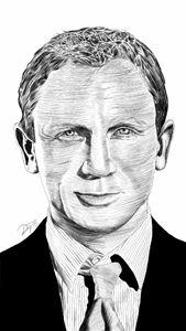 James Bond 007 - Daniel Craig