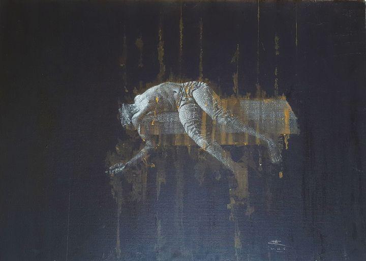 Descente (black) - Richard Lambert