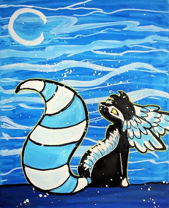 Creature in the night - Alysonne