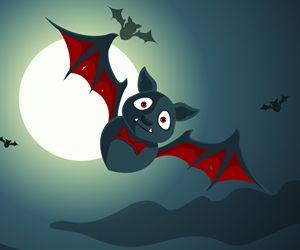 flying mouse-vampire
