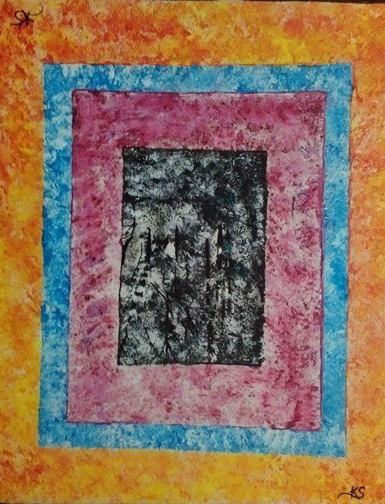 Frame on frame - KS Creations