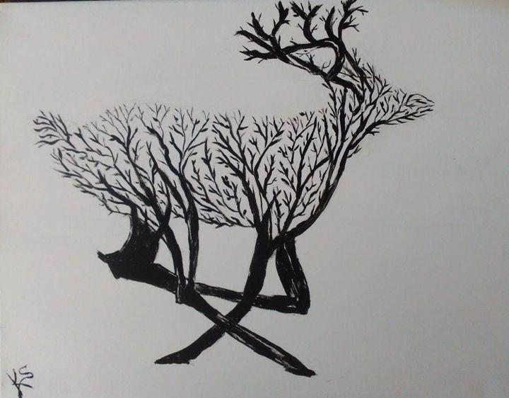 Into the sticks - KS Creations