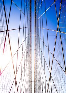 Brooklyn Bridge Sky Light