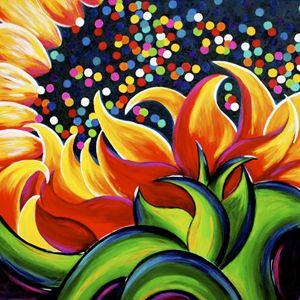 Gum Drop Sunflower