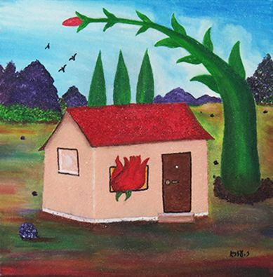 The Lily House - Ezra Zaarur