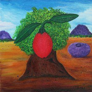 Berries - Gojiberry & Blueberry - Ezra Zaarur