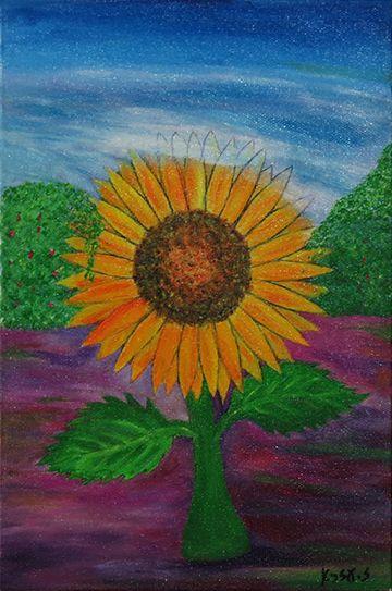 Sunflower - Ezra Zaarur