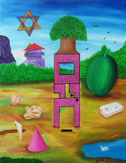Tree of life - Ezra Zaarur