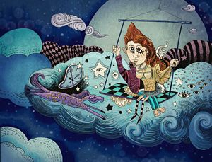 love in dreamscapes