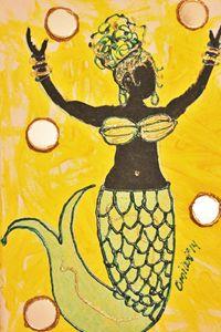 Reina del Agua (Queen of the Waters)
