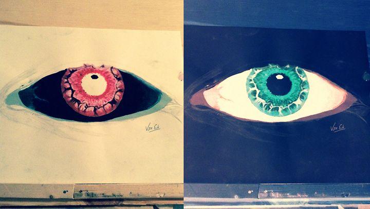 eye - Inverseart