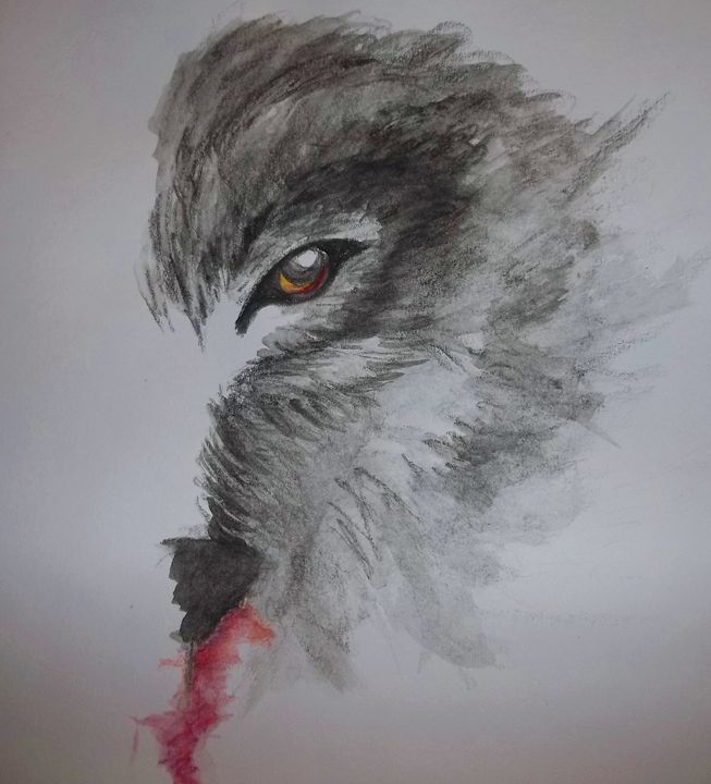 It Sees - The Art of Wolves