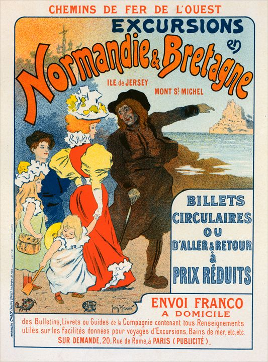 Poster for la Compagnie des Chemins - Liszt Collection