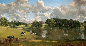Landscape, John Constable