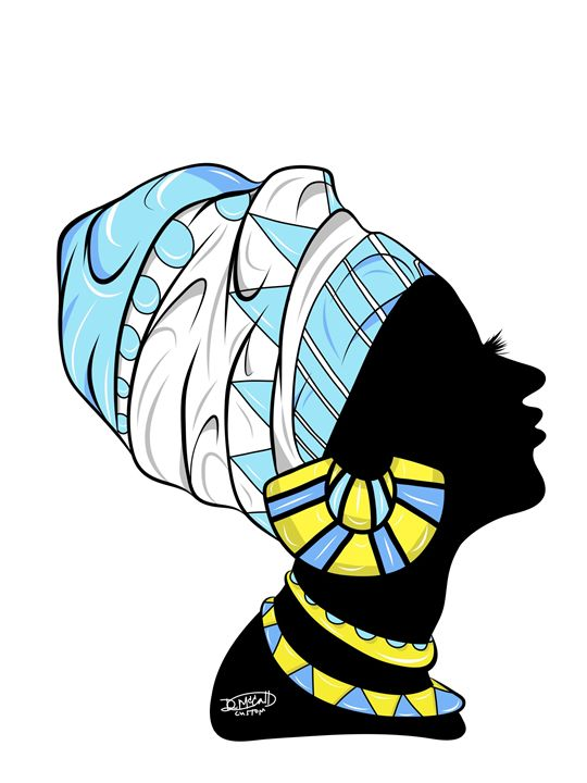 BlackAfricanQueen - Famous Creationz