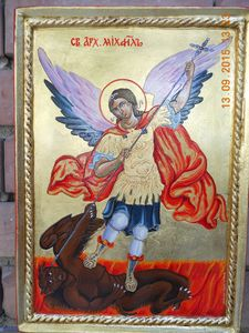 Archangel Michael - Icons by JJ