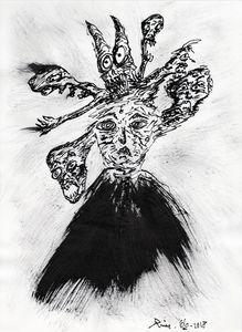 Madness Demons - Darkvine Art