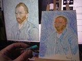 Original Pastel Drawing