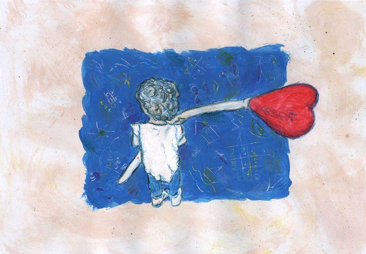 My red balloon 1 - Federica Parone