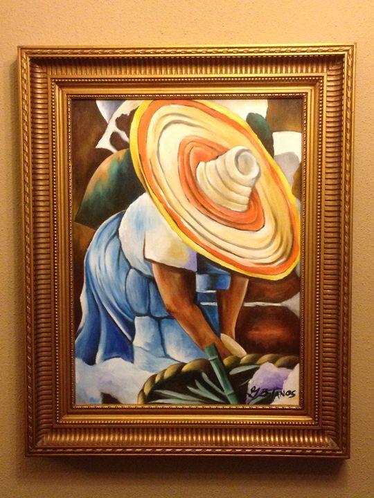 Market Vendor - GBolanos Art Gallery
