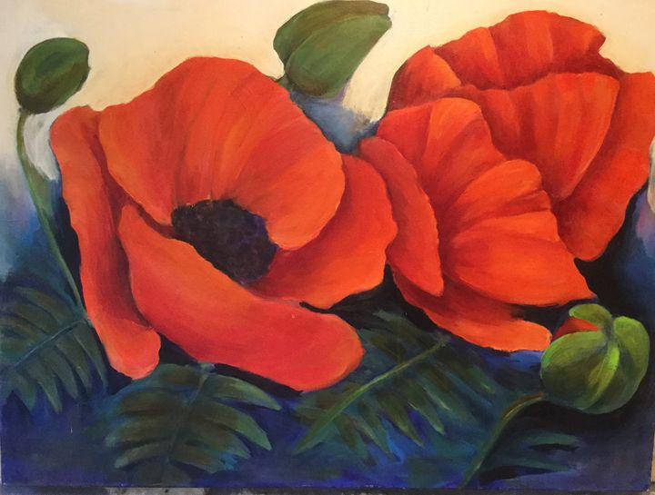 Poppies - Farideh
