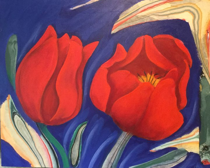 Tulips - Farideh