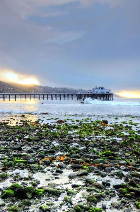 Malibu Dawn Patrol - Omura Photo Gallery