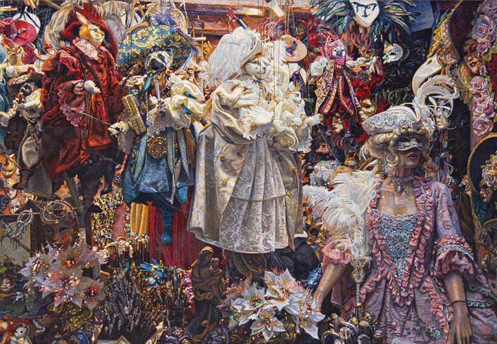 Carnaval de Venise-Venice Carnival - Christophe Giral