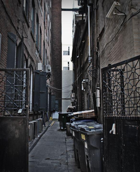 Dead End Alley - Edgar Vilhelm
