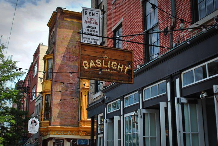 Gaslight - Edgar Vilhelm