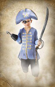 Pirate of my dreams - Artdecoportrait