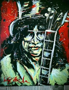 Slash 16x20 Painting